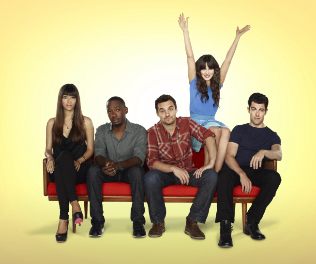 new girl série tv