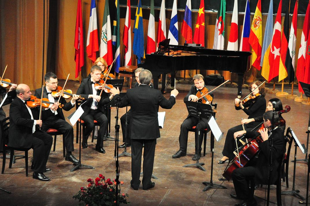 Septembre 2013 5 me festival international de musique for Chamber l orchestre de chambre noir