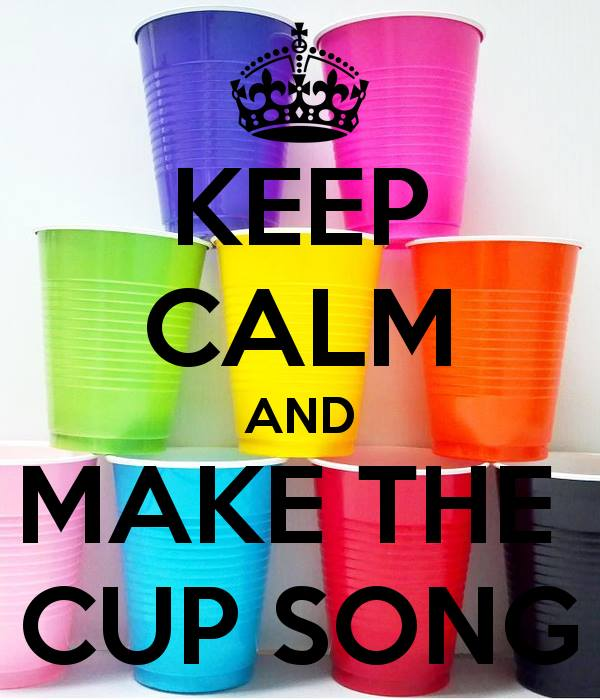 cupsong