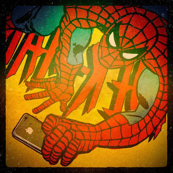 SpiderMan_Selfie