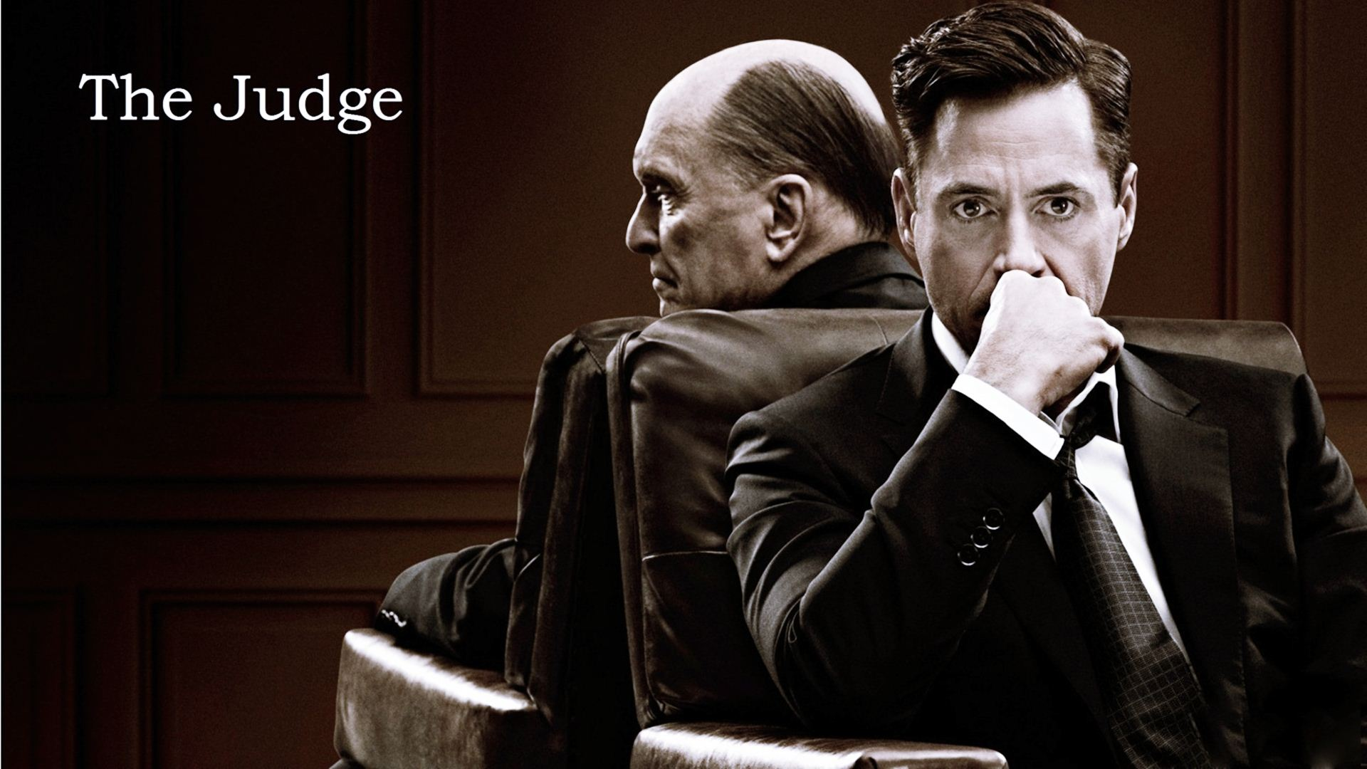 films à voir- the judge