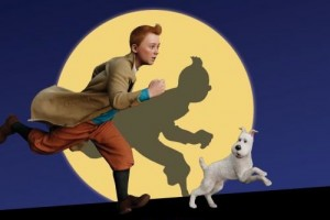 tintin-film-projection