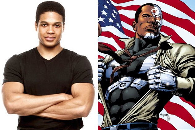 Ray Fisher sera le Cyborg