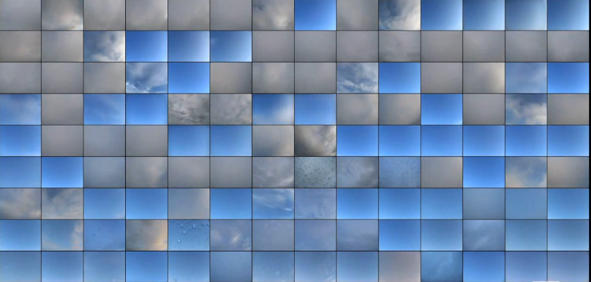 a history of the sky time lapse