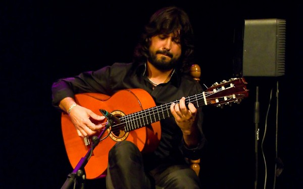 flamenco jazz alger concert