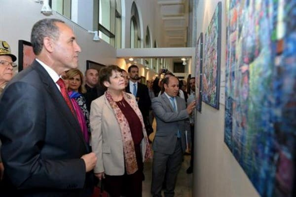 Printemps de l'art Alger exposition