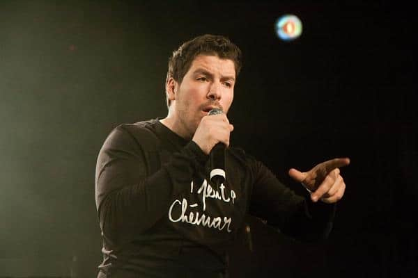 redouane boughebara stand-up spectacle alger centre