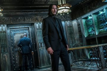 John Wick 3 projection Alger