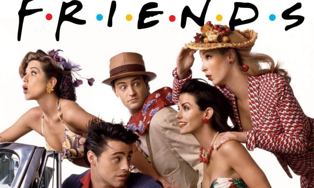 friends épisode 2020 comeback
