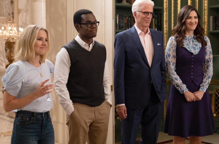Série à voir the good place