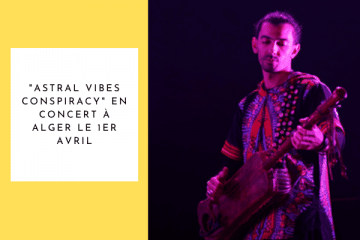Astral vibes conspiracy alger