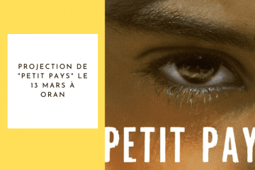 Projection petit pays Oran