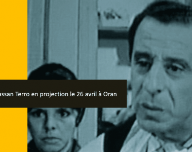 Hassan Terro projection Oran