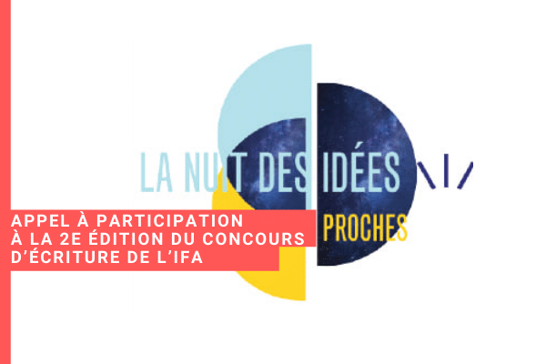 Affiche concours IFA